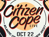 Citizen Cope Poster